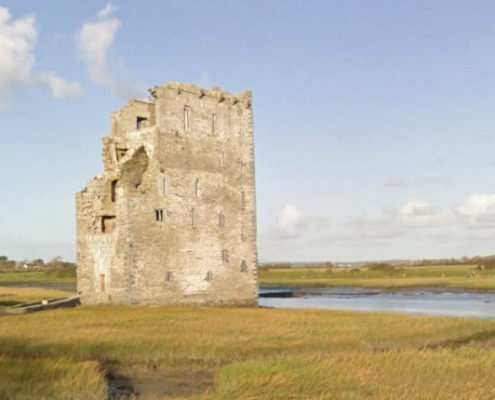 Carrigafoyle Castle Kerry