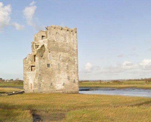 Carrigafoyle Castle Kerry