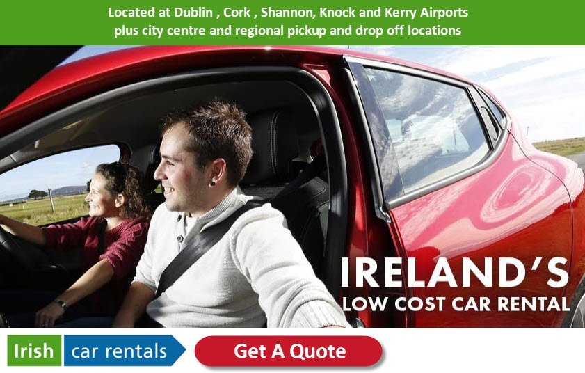 Irish car hire