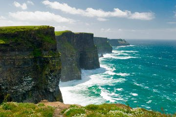 Aran Islands and The Cliffs of Moher Tour including Cliffs of Moher Cruise