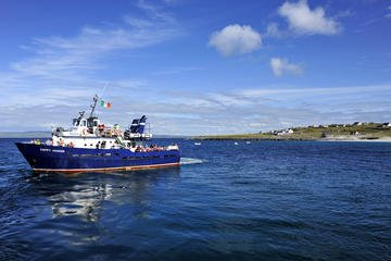 Boat Trip to Inis Oirr in the Aran Islands from Doolin