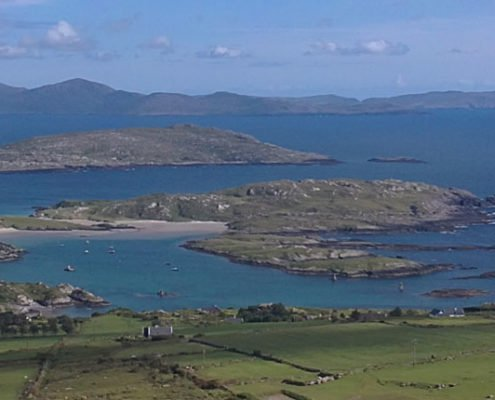 Coomakesta Pass Derrynane View Kerry
