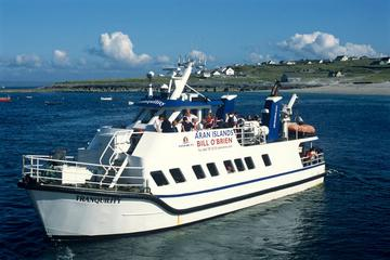 Inis Mor Aran Islands ferry from Doolin