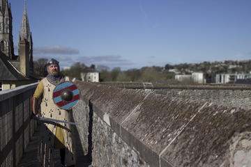 Private Viking Walking Tour of Cork