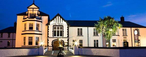 hotel valentia island kerry