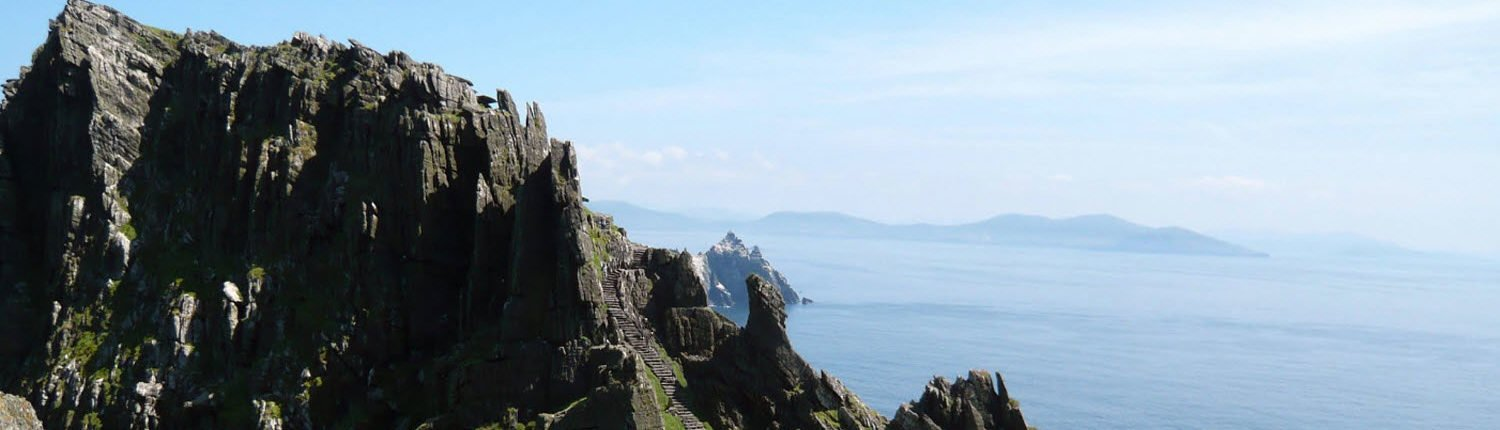 Skellig Michael Island Kerry