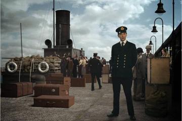 Titanic Experience: Original White Star Line Ticket Office