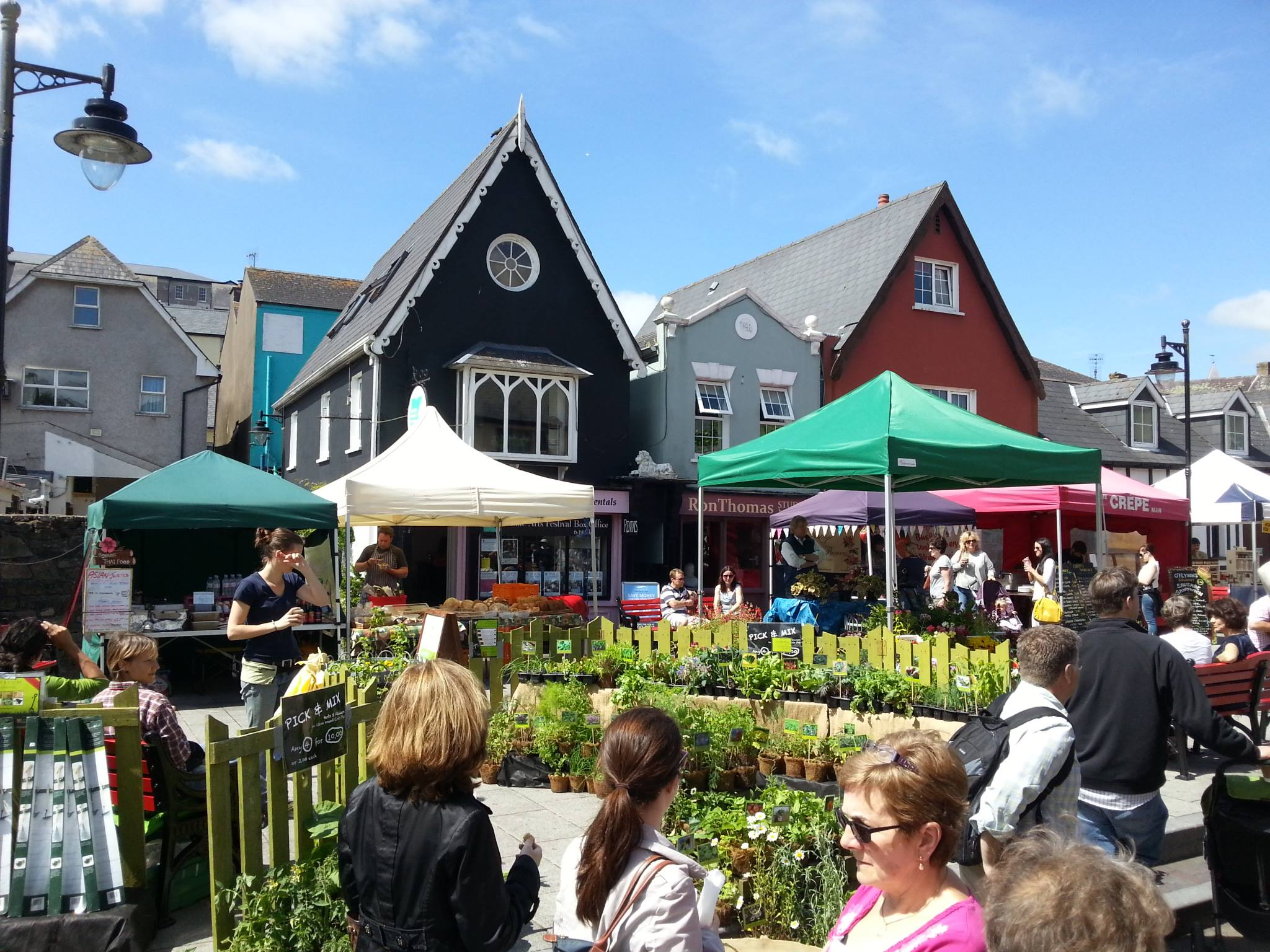 Kinsale Farmers Market Wild Atlantic Way Ireland