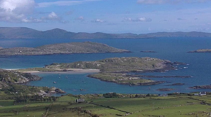Derrynane Kerry wild atlantic way