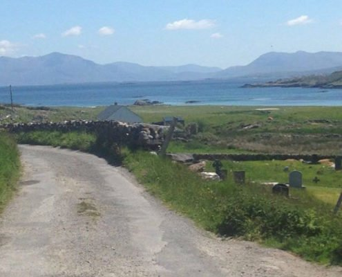 Inishbofin Island Galway Wild Atlantic Way