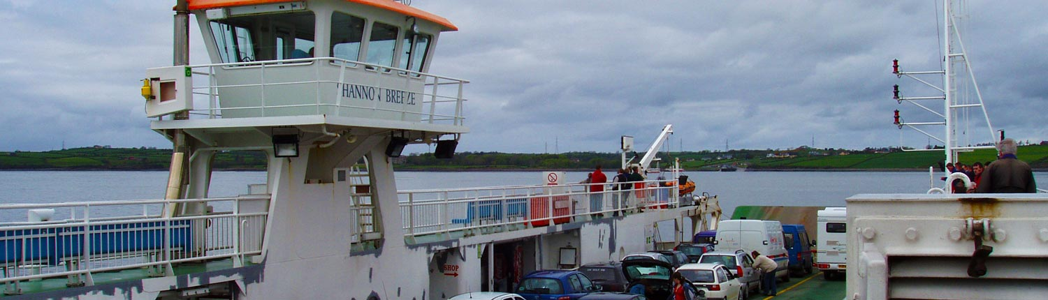 Killimer Tarbert Ferry