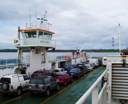 Killimer to Tarbert Ferry