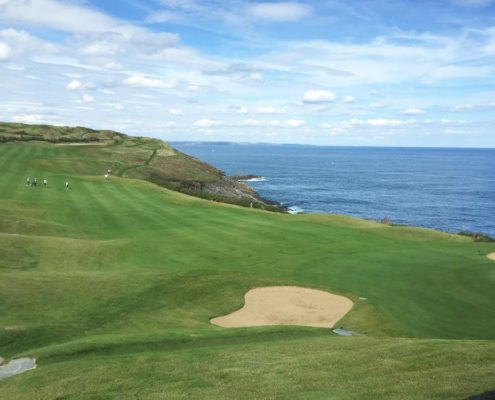 Old Head of Kinsale Golf Course