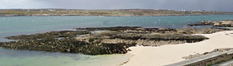 Trá an Dóilín Coral Strand Galway Wild Atlantic Way