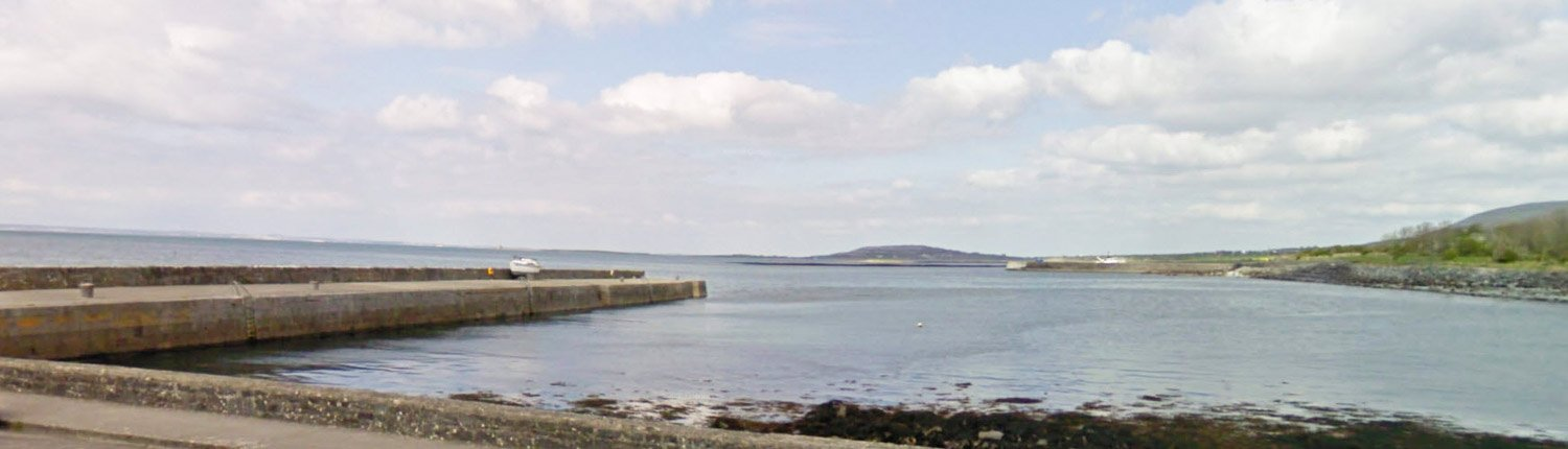 Ballyvaughan Pier, County Clare