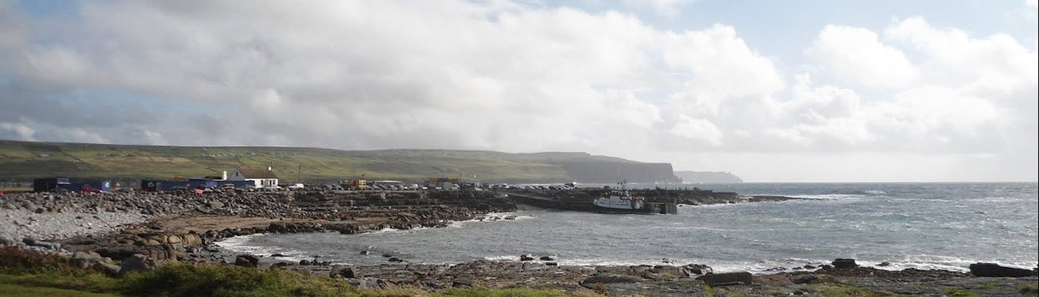 Doolin Port, County Clare