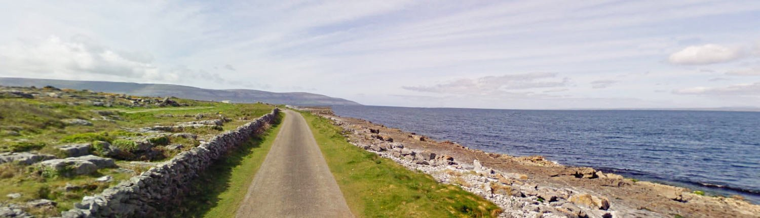 Flaggy Shore, County Clare