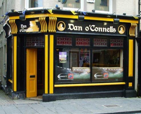 Irish Pub in Ennis, County Clare