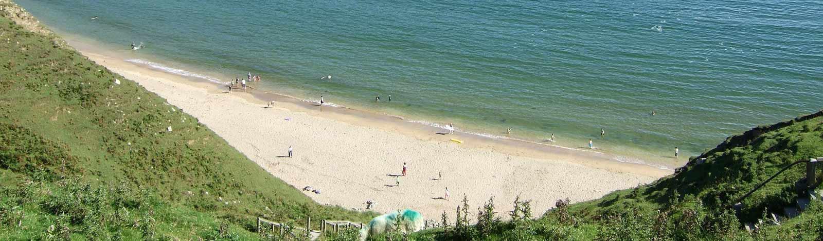 Silver Strand Galway Wild Atlantic Way