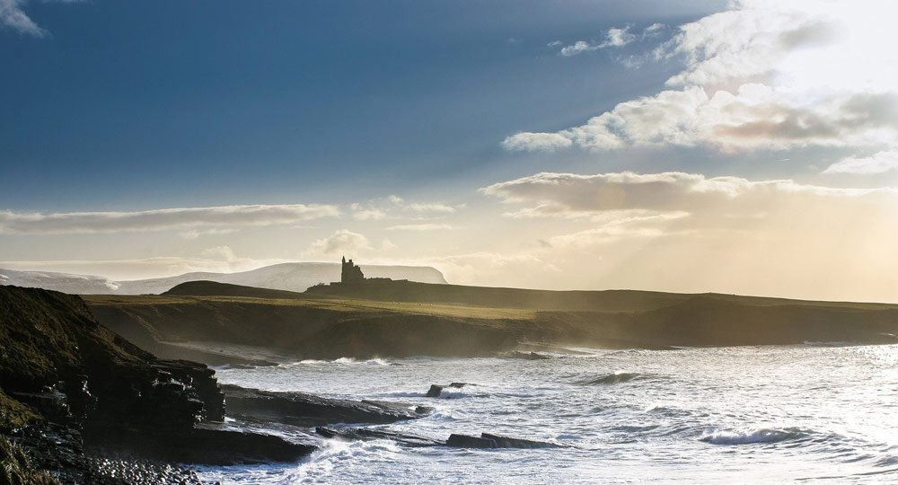 Classiebawn Castle Mullaghmore County Sligo