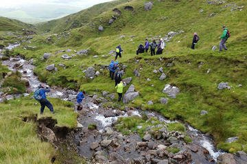 Croagh Patrick Cave and West Summit Trek from Westport