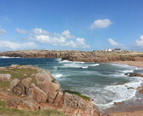 Donegal coastline on Wild Atlantic Way