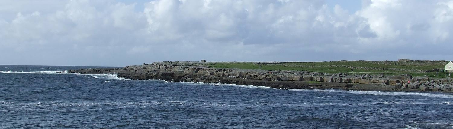 Inishmore Aran Islands Wild Atlantic Way