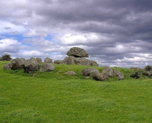 Carrowmore Tombs Sligo Wild Atlantic Way