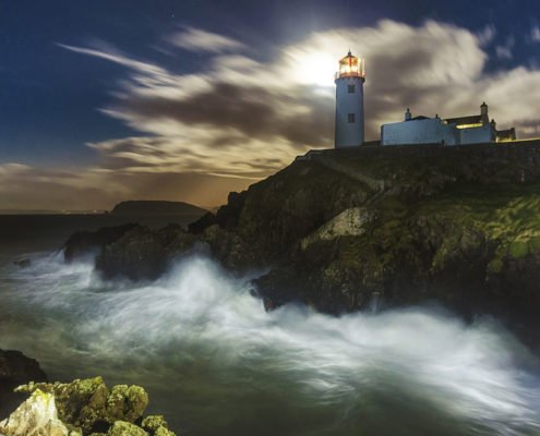 Fanad Lighthouse Donegal Wild Atlantic Way
