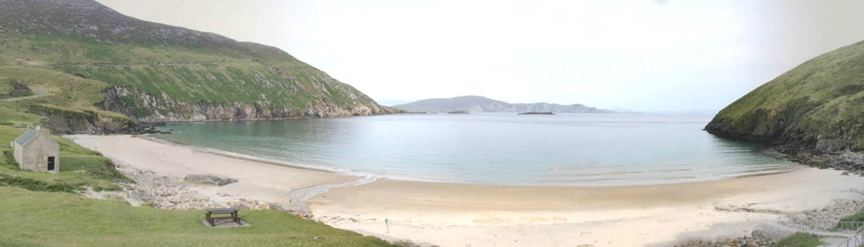 Keem Strand County Mayo Wild Atlantic Way
