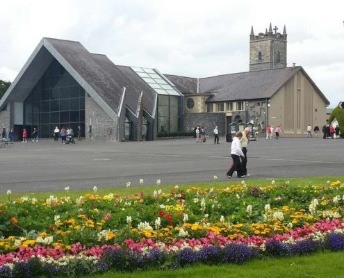 Knock Shrine in County Mayo Ireland