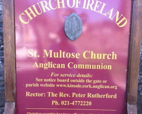 St. Multose Church Kinsale, Cork