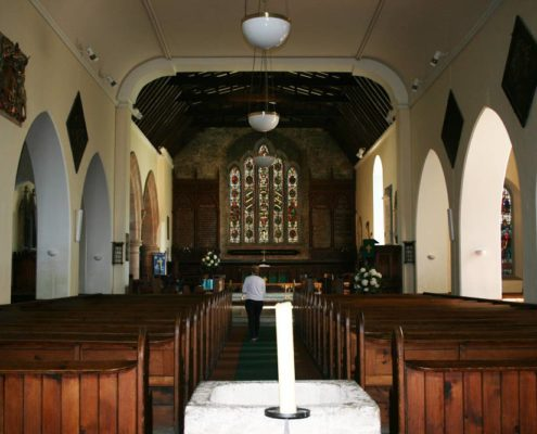 St. Multose Church Kinsale