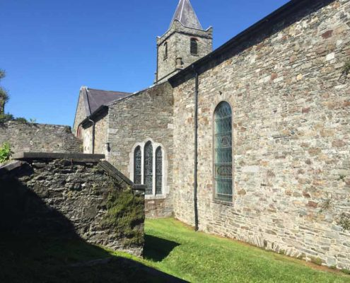 Church of Saint Multose in Kinsale