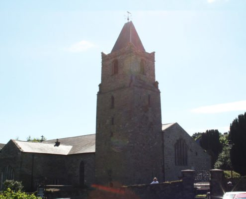 Church of Saint Multose, Kinsale, Cork