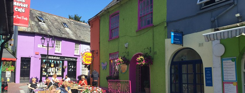 Kinsale Town Cork Wild Atlantic Way