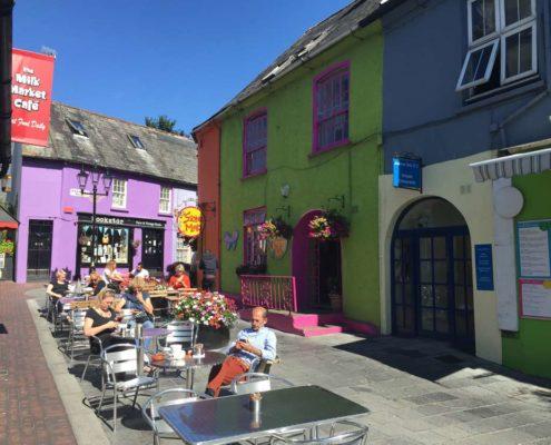 Kinsale Cafe Culture