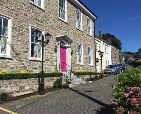 Attrective Kinsale Period Buildings