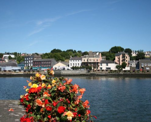 Kinsale Town on Cork's Wild Atlantic Way