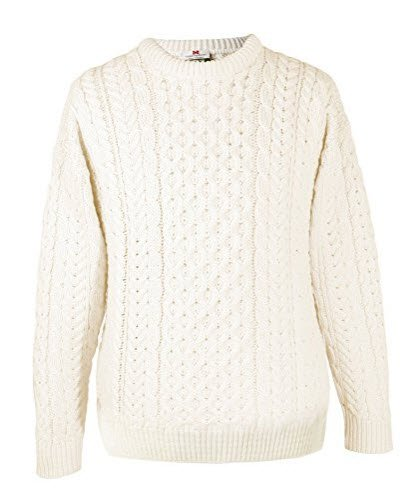 Amazon Ireland Irish cable knit sweater