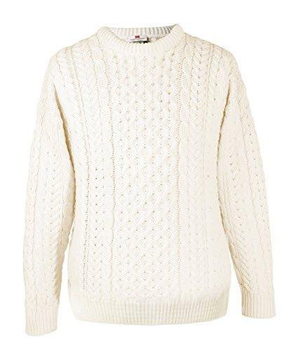 Amazon Ireland Irish cable knit sweater