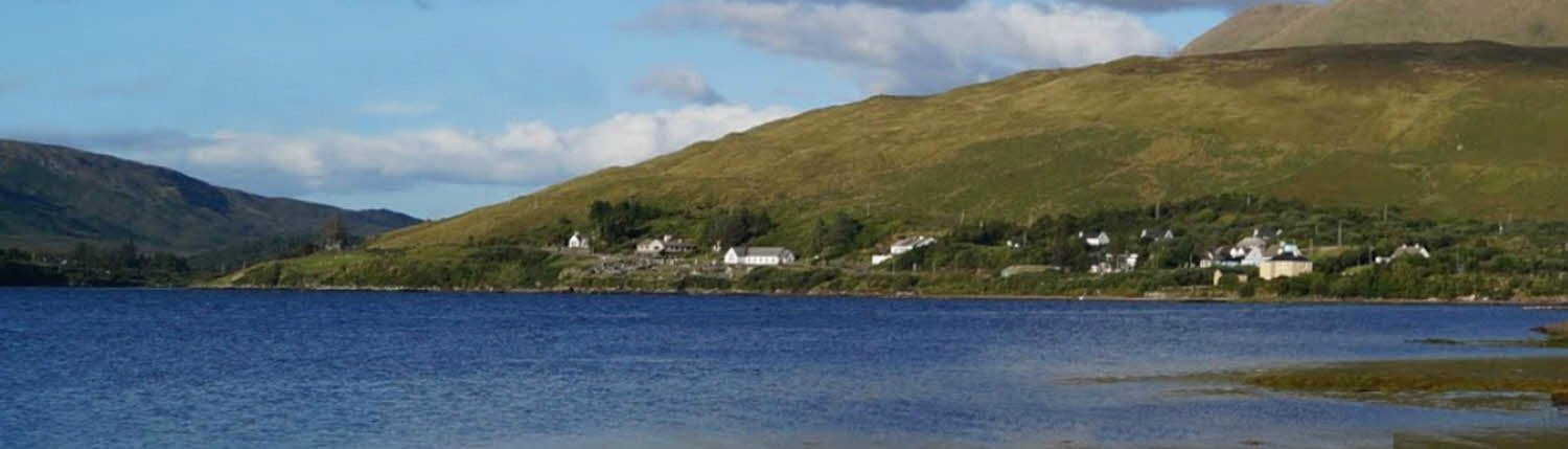 Killary Harbour Mayo Wild Atlantic Way