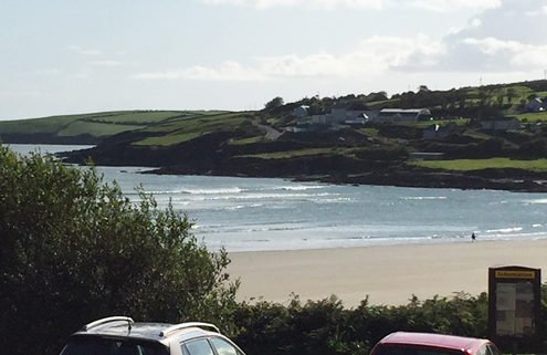 Inchydoney Beach Cork Wild Atlantic Way Ireland