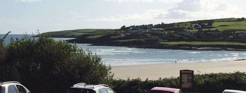 Inchydoney Beach Cork Wild Atlantic Way Ireland