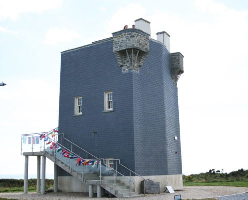 Old Head Signal Tower Wild Atlantic Way Discovery Point
