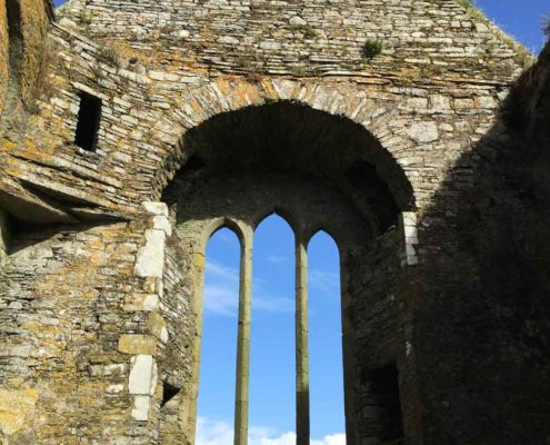 Timoleague Abbey Wild Atlantic Way Cork Discovery Point 1