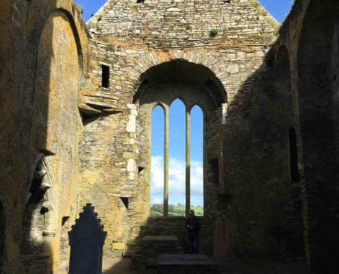 Timoleague Abbey Wild Atlantic Way Cork Discovery Point 2