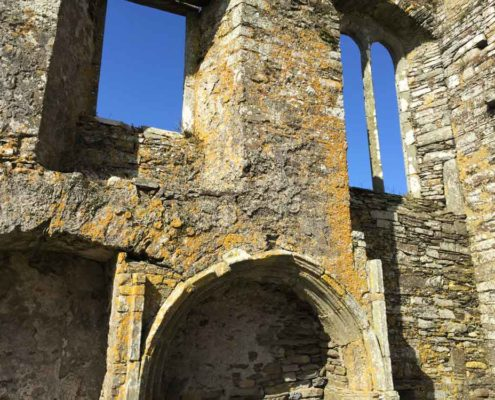 Timoleague Abbey Wild Atlantic Way Cork Discovery Point 3
