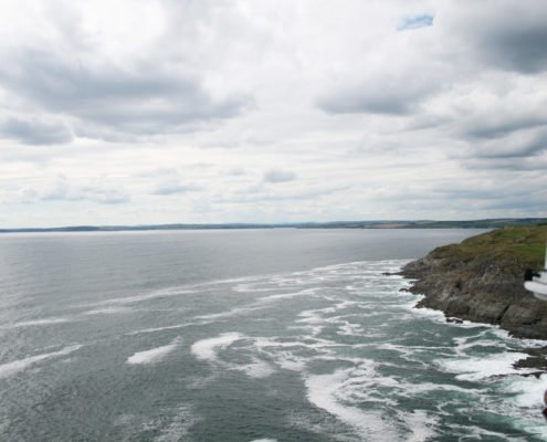 View from Old Head of Kinsale lighthouse 10
