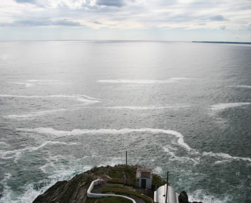 View from Old Head of Kinsale lighthouse 11